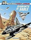 Chevaliers du ciel Tanguy et Laverdure (Les) Tome 6 - Diamants de sable