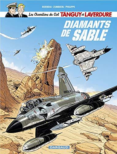 Chevaliers du ciel Tanguy et Laverdure (Les) - tome 6 - Diamants de sable par Buendia Patrice