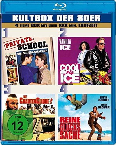 Kultbox der 80er Jahre [Blu-ray]