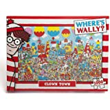 Paul Lamond  Where's Wally Puzzle Clown Town (1000 Pieces)