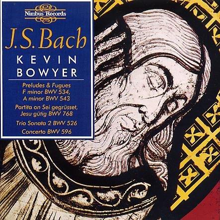 Bach Organ Works Vol.3