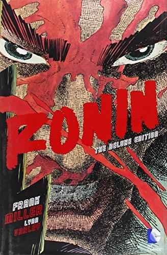 Ronin Deluxe Edition HC por Frank Miller