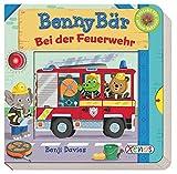 Benny Bär bei der Feuerwehr: Perfekt für kleine Tatzen!