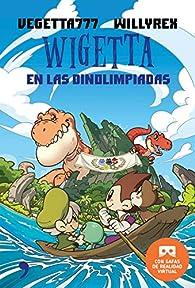 Wigetta Dinolimpiadas + Gafas VR par  Vegetta777