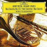Strauss-Concerti Fiati-Previn