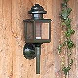 Antikas - Außenleuchte für Eingangsbereich, Kutschenlampe, Beleuchtung für Terrasse