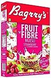 Bagrrys Fruit N Fibre Muesli, Strawberry, 500g