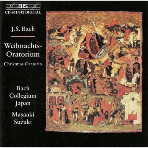 Christmas Oratorio, BWV 248: Recitative: Immanuel, o susses Wort… (Bass - Duet: Soprano, Bass)