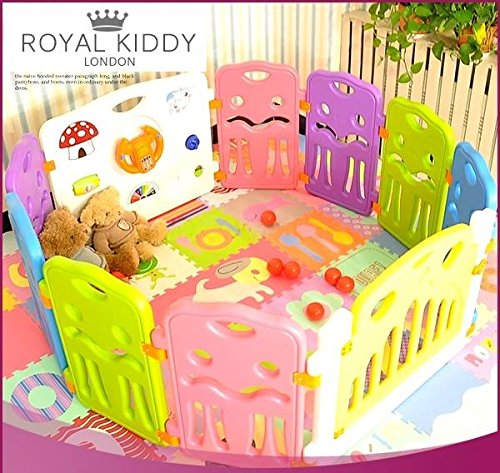 Royal Kiddy LONDON PLAY YARD FENCE