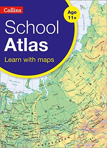 Collins School Atlas (Collins School Atlas)