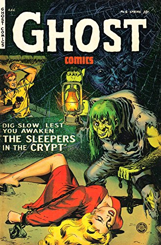 Ghost Comics #06: The Sleepers in the Crypt (English Edition) Halloween-sleeper
