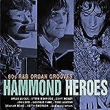 Hammond Heroes-60s R&B Heroe