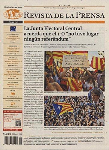 Revista de la Prensa [Jahresabo]