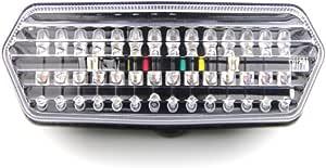 Led Bremslicht Mit Integrierten Blinker Für Msx Cbr650f Cb650f Ctx 700 Klar Auto