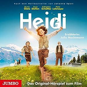 Heidi Das Original Hörspiel Zum Film Hörbuch Download Amazonde