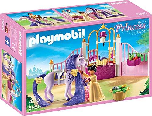 PLAYMOBIL 6855 - Königlicher Pferdestall