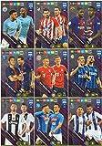 PANINI ADRENALYN XL FIFA 365 2019 Komplettset mit 9 Club- und Landkarten mit Mehreren Folien