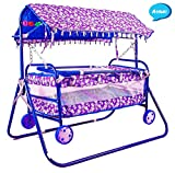 #5: M/S AVANI TRADING & MFG CO. Baby Crib And Cradle 2 In 1 Blue