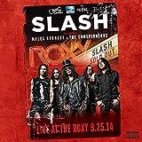 Slash: Live at the Roxy 25.9.14 (2cd) (Audio CD)