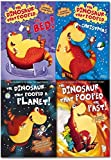 The Dinosaurs That Pooped Collection 5 Books Set (The Dinosaur That Pooped The Past,theChristmas, A Planet, The Bed,The Dinosaur That Pooped A Lot)