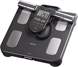 Omron HBF-514C Full-Body Sensor Body Composition Monitor and Scale