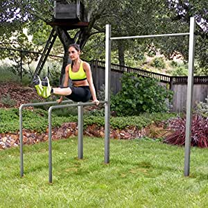 Calisthenics Station TOLYMP Dip Buin, Outdoor Fitness Training and Dip-Bars