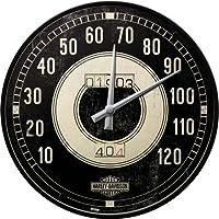 Home Décor Watches, Parts & Accessories Reloj De Pared Garage Diseño Club De La Motocicleta Acrylglas Impreso