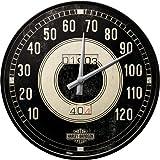 Nostalgic-Art 51084, Harley-Davidson Tacho, Wanduhr 31cm Orologio da Parete, Metallo, Bunt, 31 x 31 x 5,5 cm