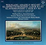 Klarinettenkonzert KV 622 / Klavierkonzert KV 503