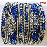 Tyagi Craft Indian Bollywood Wedding Designer Bangles Asian Crystal Jewellery Bracelets
