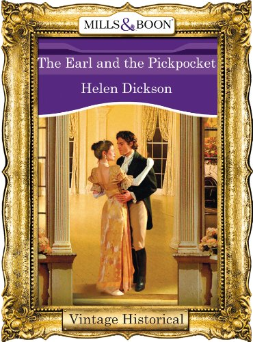 The Earl and the Pickpocket (Mills & Boon Historical) (English Edition) - Regency Dessert