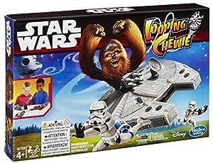 Hasbro - Star Wars, Juego de Mesa  (versión en alemán)