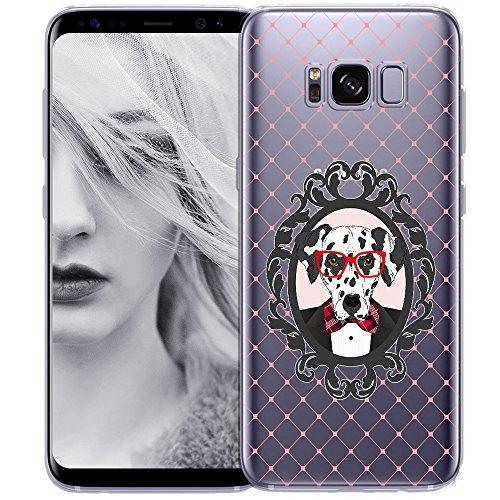 OOH!COLOR Samsung Galaxy S8 Plus Hülle   Transparent -