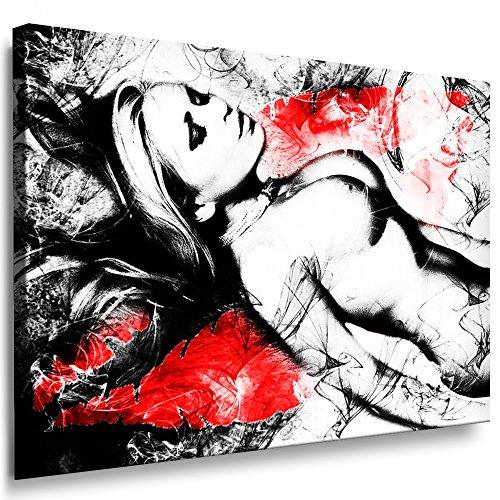 Bilder Kunstdrucke / Boikal / Leinwand Bild mit Keilrahmen Akt Sexy Girl 100x70 cm xxl.539
