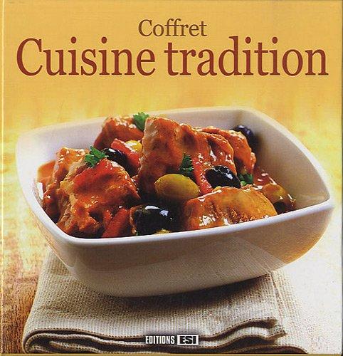 Cuisine tradition : Coffret 3 volumes : Le grand livre des recettes de grand-mère ; Délicieuses recettes d'hiver ; Recettes d'automne