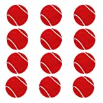 SMT Tennis Rubber Light Weight Ball - Pack of 12
