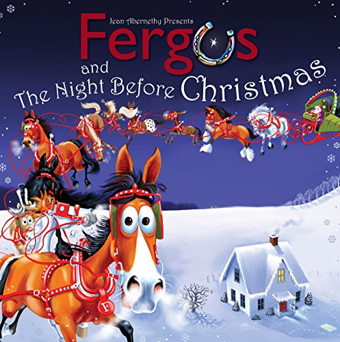 Fergus and the Night Before Christmas por Jean Abernethy