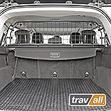 Travall® Guard Hundegitter TDG1526 - Maßgeschneidertes Trenngitter in Original Qualität