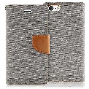 Relax&Shop Premium Look Flip Cover For Micromax Unite 2 /A106 - Matte Grey