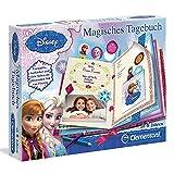 Disney Eiskönigin Frozen - Kreativ Spiel - Magisches Tagebuch
