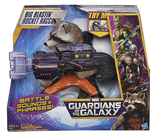Disney-Guardians-of-The-Galaxy-Big-Blasting-Rocket-Raccoon-Action-Figure