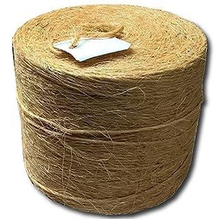 Sisal Presses yarn 1250 m Twine Sisal rope Sisal rope
