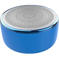 Corseca Aquaboom IP67 Waterproof Stereo TWS Bluetooth Wireless Speaker (Blue)