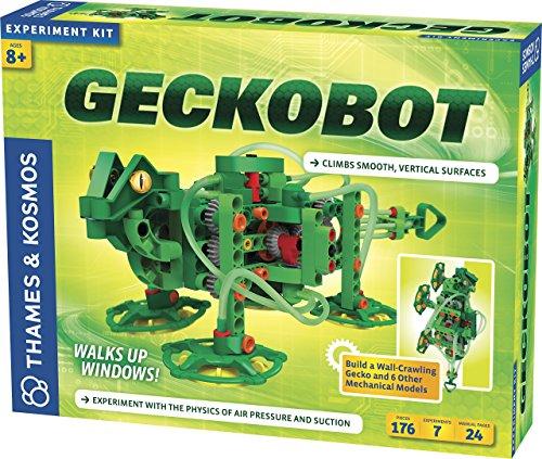 Thames & Kosmos Geckobot Wall Climbing Robot by Thames & Kosmos