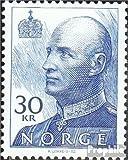 Norvège 1169A (complète.Edition.) 1994 King Harald v (Timbres pour Les collectionneurs)
