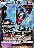 Pokemon Company International carte Pokémon SM101 Necrozma Ailes de l'Aurore-GX 180 PV Promo