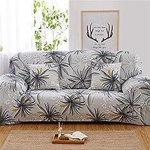 Duoguan Elastisch Stretch Sofabezge Elastischer Stoff Sofaabdeckung For 1 2 3 Sizter