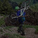 OUTAD Outdoor Gamaschen£¬Outdoor gamaschen wasserdichte Gamaschen Gaiter f¨¹r Outdoor-Hosen zum Wandern, Klettern und Schneewandern Wandernde Gehende Kletternde Jagd-Schnee Legging Gamaschen (1 Paar) Test