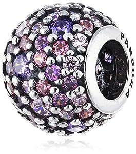 Pandora - 791261ACZMX - Charms Femme - Argent 925/1000 - Oxyde de Zirconium