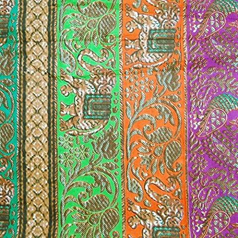 Étnica tela de algodón de 48